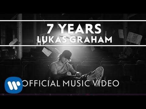 7 Years|ルーカスグラハム